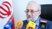 Laricani: İran Batı'nın insan hakları saldırılarından korkmuyor