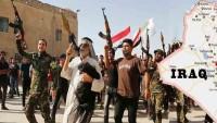 Irak'ta el-Kiyare kurtarılmak üzere
