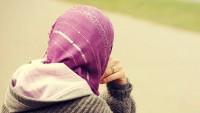 Trump yanlılarından müslüman kadına saldırı