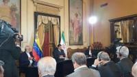 Venezuela Cumhurbaşkanı: İran dünyada barış kutbudur