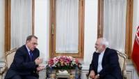 Zarif ve Bogdanov Tahran'da bölge gelişmelerini görüştüler