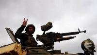 Teröristler Halep'in Doğusunda ağır kayıplar veriyor