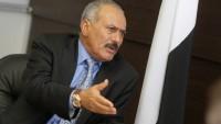 Ali Abdullah Salih: İran'ın Yemen'de askeri varlığı yoktur