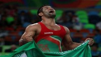 İran Rio-2016 Olimpiyatlarında 3. Madalyasını da aldı
