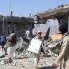 Suudi Rejimin Yemen'e saldırıları sürüyor