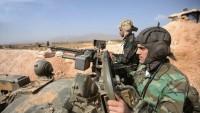Suriye'de bir çok terörist gebertildi