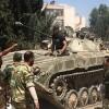 Suriye ordusu Deyruz'Zur'da yeni bölgeleri kontrolüne geçirdi