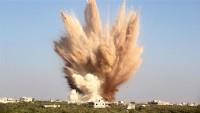 Suriye'nin kuzeyinde patlama