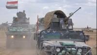 Irak'ta El-Kiyare, işgalden kurtarılmak üzere