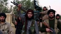 IŞİD, Obama'nınBeşar Esad muhaliflerini desteklemesinin ürünü