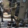 Siyonist askerlerle Filistinliler arasındaki çatışmada 8 filistinli yaralandı