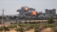 IŞİD, 200 araçlık rehine konvoyuyla Münbiç'ten geri çekildi