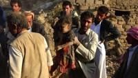 Siyonist Suudi rejimi, ortaklarıyla Yemen'de katliamı sürdürüyor