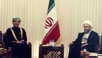 Umman genel başsavcısı Laricani ile görüştü