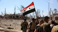 Suriye ordusu Der'a eyaletindeki ilerleyişini sürdürüyor