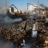Suudi rejimi Yemen'e karşı salkım bombaları kullandı