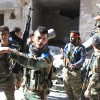 Suriye'nin Hama eyaletinin kuzeyinde şiddetli çatışmalar yaşanıyor