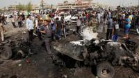 Irak'ın başkenti Bağdat'ta terörist saldırı