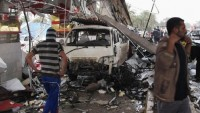 Bağdat'ta patlama: 5 ölü 20 yaralı