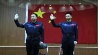Çin uzaya astronot gönderdi