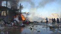 Hama'da intihar saldırısı: Ölü ve yaralılar var