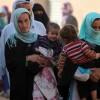 IŞİD'in kuşatımı altındaki Girvan bölgesinden Iraklı 1000 aile kurtarıldı