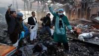 Suudi Arabistan, yardım taşıyan gemileri Yemen'e sokturmadı