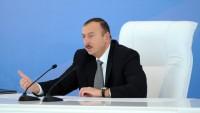 Aliyev, İran ile ilişkilerin geliştirilmesine ihtiyaçlarının olduğunu belirtti.