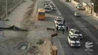 Aşura simgelerine saldıran Bahreyn Rejimi protesto edildi
