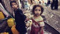Binlerce Yemenli çocuk gıda sorunu yaşıyor