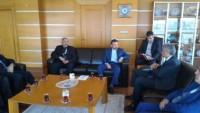 İran Teknoloji Bakanı Türkiye İSO Başkanı ile görüştü