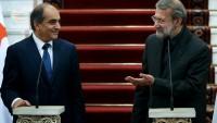 İran ve Kıbrıs meclis başkanları ikili ilişkilerin geliştirilmesine vurgu yaptılar