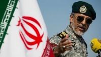 Tuğamiral Seyyari: İran'ın dış ülkelerin limanlarındaki askeri varlığı İranofobi'yi önlüyor