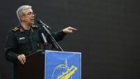 Tümgeneral Bakıri: İran'ın füze gücü artmaktadır