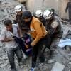 Keferya ve Fua'dan yaralılar silahlı kişilerin Halep'ten çıkmasından önce çıkarılmalı