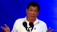Duterte: Uluslararası davadan korkmuyorum