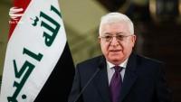 Irak Cumhurbaşkanı: Musul terör örgütü IŞİD'den kurtarılmak üzere