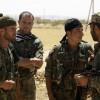 Rakka'nın batısında 113 köy kurtarıldı. 500 terörist öldürüldü