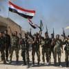 Suriye birlikleri, teröristleri etkisiz hale getirdi