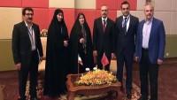 Zulkadr: İran ve Türkiye'nin birliği bölgede barış ve sebata vesile olabilir