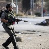 İsrail güçlerinin saldırısında çok sayıda Filistinli yaralandı