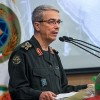 Tümgeneral Bagıri: İran'ın füze gücü müzakere konusu olamaz