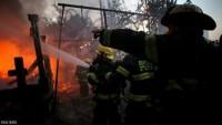 İşgal edilen Kudüs'te yangın devam ediyor