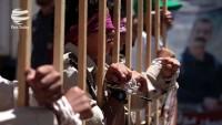 Siyonist rejim zindanlarında 7 bin Filistinli esirdir
