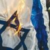 Alman halkı Trump'ın Kudüs'le ilgili kararını protesto etti