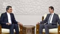 İran Dışişleri Bakan Yardımcısı'nın Suriye'deki temasları