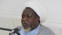 Nijerya İslam Hareketi, Şeyh Zakzaki'nin derhal serbest kalmasını istedi