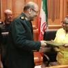 İran-Güney Afrika askeri savunma anlaşması imzaladı