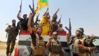 Haşdi Şabi, 983 köyü IŞİD teröristlerinin işgalinden kurtarmayı başardı