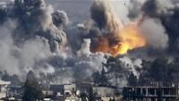 Amerika'nın Suriye'nin Altyapısına Düzenlediği Sistematik Saldırılar